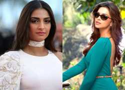 Sonam Kapoor fashion advise to deepika padukone
