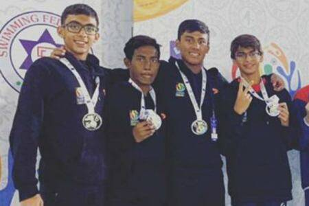 Vedaant Madhavan wins silver, asian championship