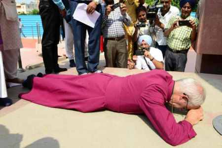 Jallianwala Bagh,Archbishop Justin Welby,Archbishop of Canterbury