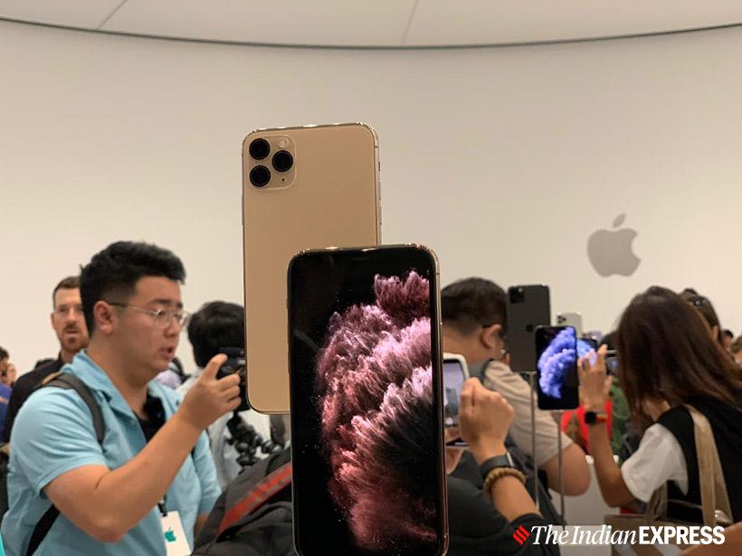 apple I phone new launch
