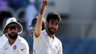 India Va west indies Test Match : Bumrah hattrick Wickets