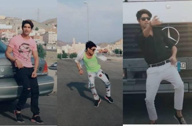 TikTok fame dancer shahrukh khan arrested