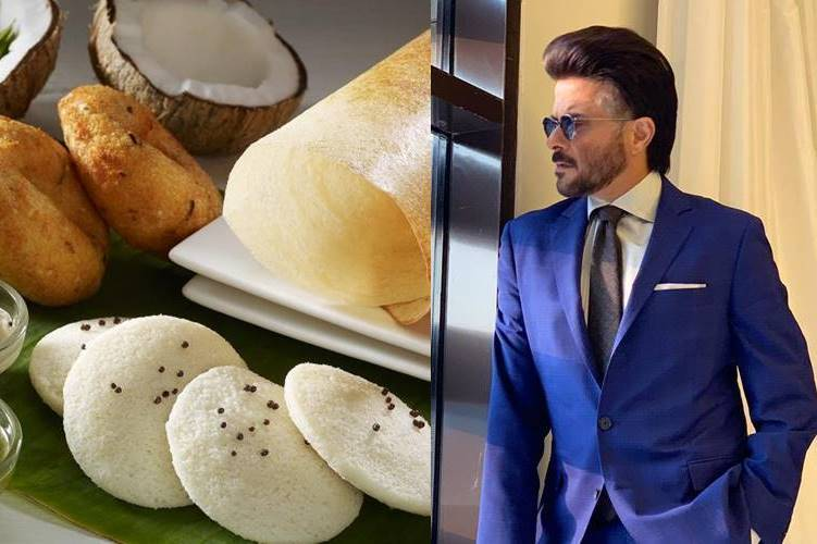 Anil Kapoor credits South-Indian food