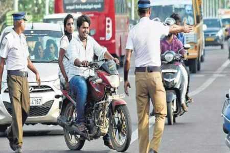 Traffic violations, Chennai City Police, road safety, Motor Vehicles Act,