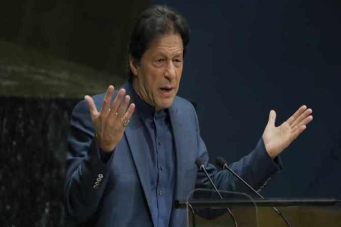 UNGA meet, Pakistan on Kashmir, china on kashmir, Imran Khan, kashmir issue, Imran Khan nuclear threat, indian express