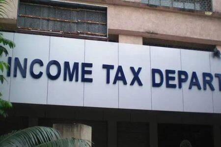 Income tax notice Under Black Money Act for Reliance Group