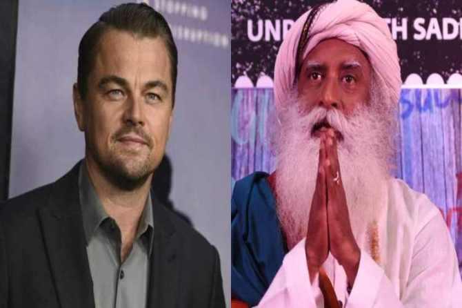 Cauvery Calling, Leonardo DiCaprio, Isha Foundation, Sadhguru Jaggi Vasudev