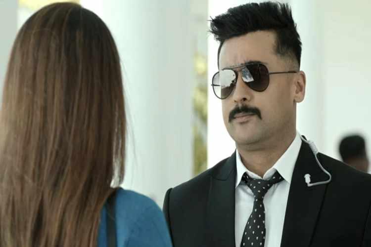 Kaappaan trailer, KV Anand, Suriya, Mohanlal, Arya, Sayyeshaa, surya, Kaappaan, Kapan, Kaappaan movie trailer