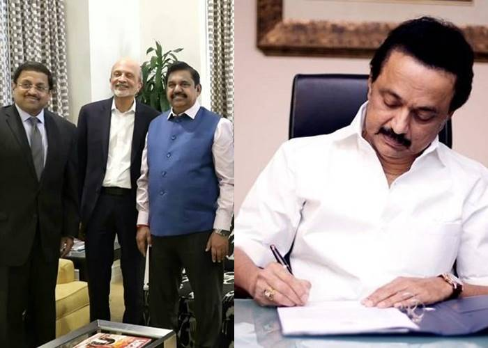 DMK chief MK Stalin demands white papers