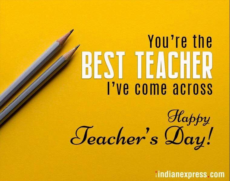 Happy Teachers' Day 2018 Wishes: Images, Quotes, Messages, Pictures, Status, Greeting Card, SMS, Photos, Wallpaper, Pictures