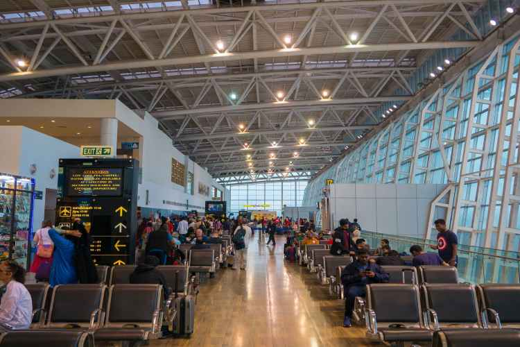 Chennai,thiruvananthapuram,international airport,hassle-free at Chennai airpor,better signage to ease your way at Chennai airport,Airports