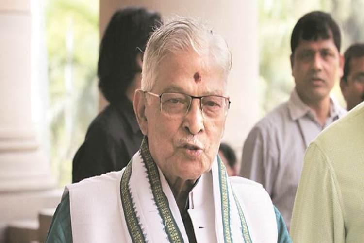 murli-manohar-joshi about strong political Leadership
