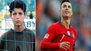 Cristiano Ronaldo, ronaldo starving kid, christiano ronaldo's childhood,