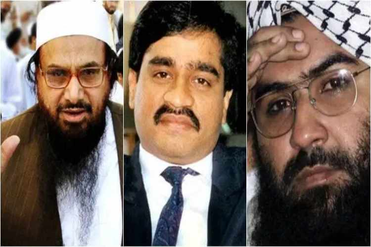 Masood Azhar Hafiz Saeed terrorist, dawood ibrahim, masood azhar terrorist india, uapa bill, hafiz saeed terrorist