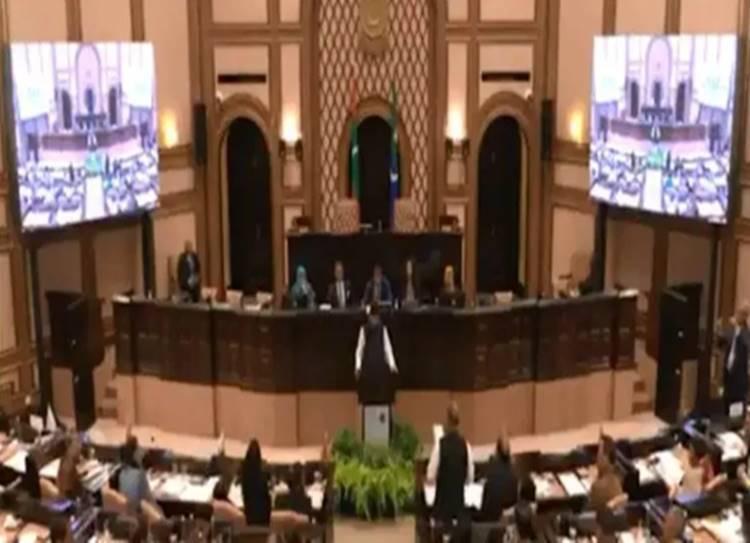 Kashmir article 37 Maldives Parliament Heated arguments between India, Pakistan delegates - காஷ்மீர் விவகாரம்: மாலத்தீவு நாடாளுமன்றத்தில் இந்தியா - பாகிஸ்தான் இடையே காரசார விவாதம்!