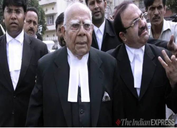 Ram Jethmalani's notable cases advani asaram bapu amit shah - அத்வானி டூ ஆசாரம் பாபு வரை - ராம்ஜெத்மலானி ஆஜரான வழக்குகள், ஒரு பார்வை