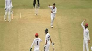 afghanistan beat bangladesh test cricket rashid khan records -வங்கதேசத்தை தட்டியெறிந்த ஆப்கன்! - ஒரே டெஸ்ட் போட்டியில் சாதனைகள் குவிப்பு