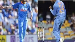 ind vs sa hardik and krunal pandya batting video