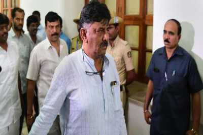 DK Sivakumar granted bail by Delhi HC in money laundering case