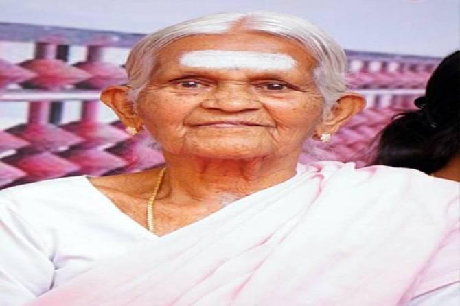 Yoga teacher nanammal dies at 99 : யோகா நானம்மாள் இயற்கை எய்தினார்
