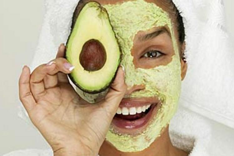 Avocado Face Mask