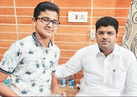 Haryana assembly elections 2019 14-year-old reporter