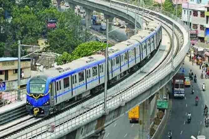 chennai, Chennai Metro Phase II,Madhavaram-Taramani underground stretch,Chennai Metro corridor, metro rail, cmbt, taramani, poonamallee
