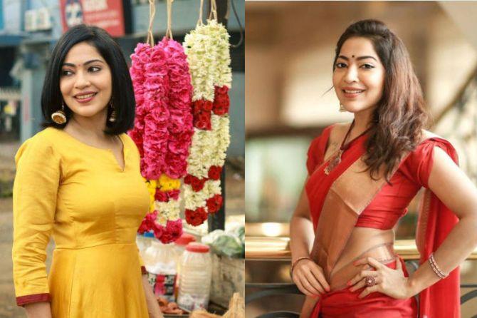 vijay tv anchor ramya