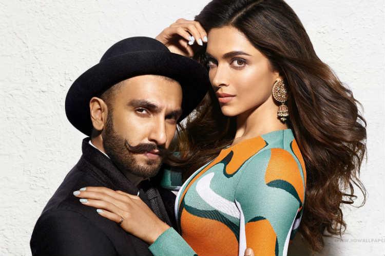 Deepika Padukone Ranveer Singh Dance Video