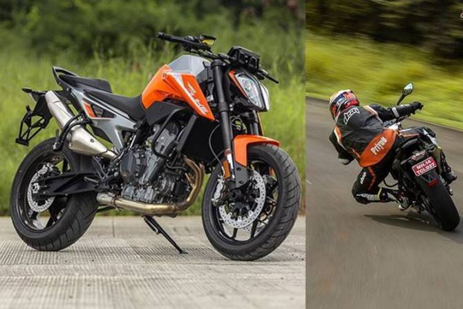 KTM 790 Duke bike specifications, price, availability, review