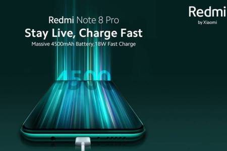 Xiaomi Redmi Note 8 Pro specifications, price, launch