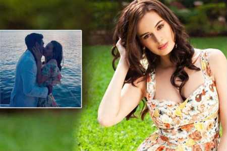 Evelyn Sharma engagement