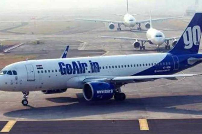 Go Air, Go Air Singapore Flight
