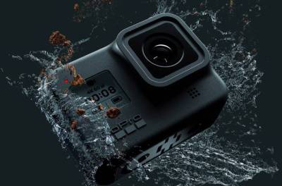 GoPro launches Hero8 Black, Max 360 action cameras