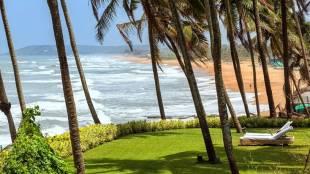 Goa tourism Sinquerim beach visit travel guide
