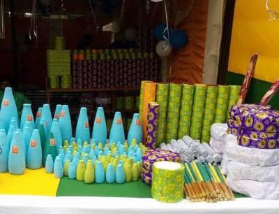 Diwali 2019 green crackers