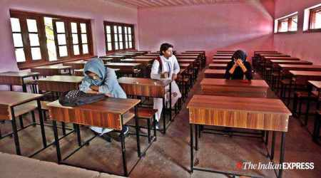 J&K announces Class 5-12 exams