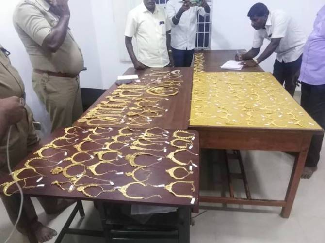 Lalitha Jewellery robbery case 2 accused remanded, Lalithaa Jewellery robbery case 2 accused remanded