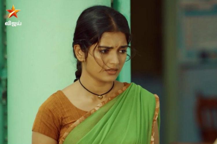 Kaatrin Mozhi Serial, vijay tv