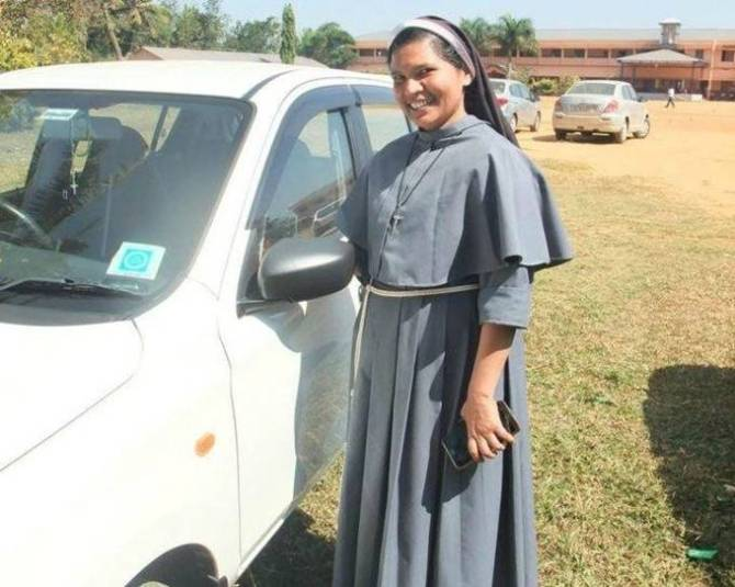 Vatican rejects Kerala nun Lucy Kalapura's appeal against dismissal