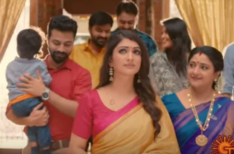 Magarasi Sun TV serial, bharathi puvi, tamil serial news, மகராசி சீரியல், சன் டிவி சீரியல், பாரதி புவி