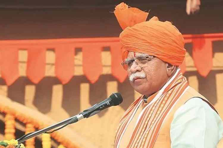 manohar lal khattar remark against sonia gandhi, manohar lal khattar remark as dead rat, haryana elections, sonia gandhi, ஹரியானா முதல்வர் மனோகர்லால் கட்டார், சோனியா காந்தி, பாஜக, காங்கிரஸ், manohar lal khattar, congress seeks apology from khattar, congress mahila congress seeks apology from khattar