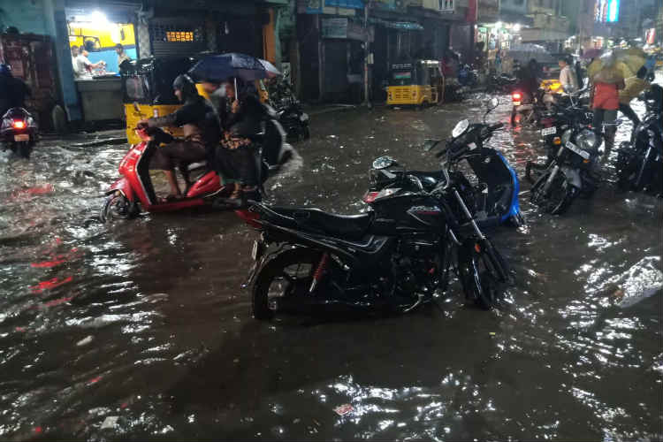 Tamil Nadu Weather Updates, Northeast Monsoon