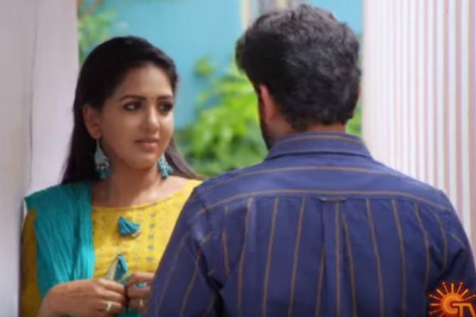Rasathi Serial, Sun TV, Pavani Reddy