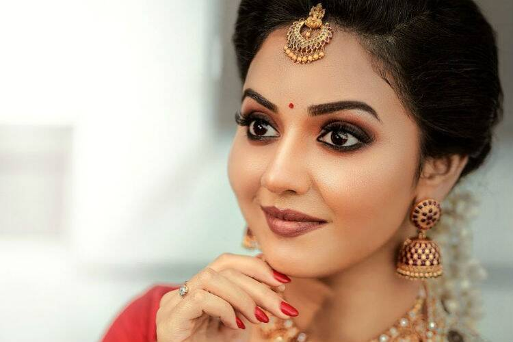 Vidya Pradeep, Nayagi serial Anandhi