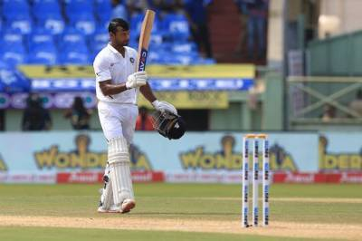 IND vs SA 1st Test Day 2 Cricket Live Scorecard: இரட்டை சதம் விளாசிய மாயங்க் அகர்வால்!