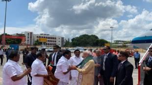 Modi-Xi Summit in Mamallapuram pm modi tweet in tamil - Modi-Xi Summit : 'விருந்தோம்பலுக்கு பெயர் பெற்ற தமிழகம்' - பிரதமர் மோடி தமிழில் ட்வீட்