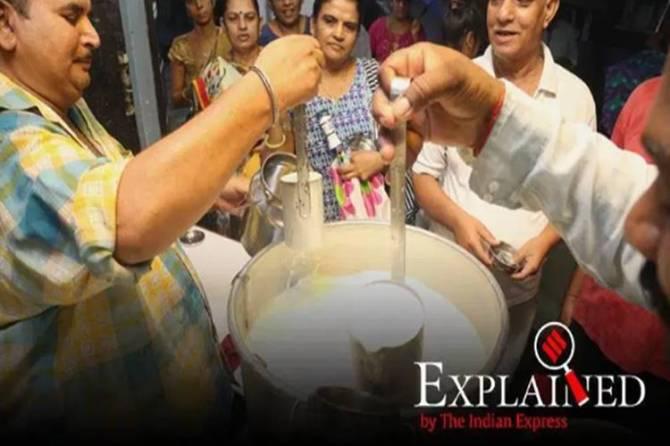 93% milk samples found safe, 41% had quality issues fssai - 93% பால் பாதுகாப்பானவை; 41% பால் தரத்தில் குறைபாடு - ரிப்போர்ட்ஸ்