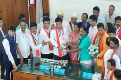 bbmp elections, karnataka local body elections, bengaluru, bengaluru mayor, BJP, victory