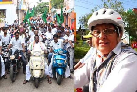 Motor vehicles act 2019 Puducherry Chief Minister Tells Kiran Bedi